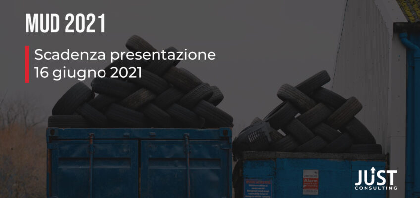 MUD 2021 - dichiarazione rifiuti, presentare dichiarazione
