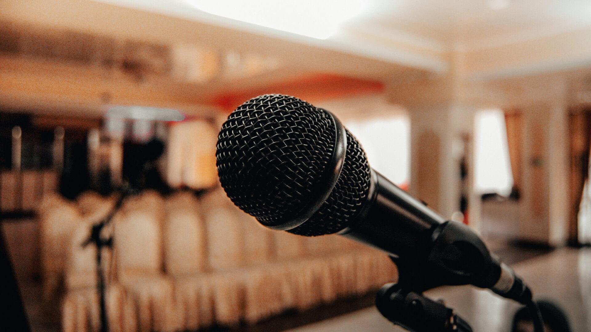 Public speaking soft skills