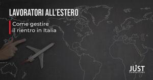 Rientro in Italia Covid-19, Coronavirus, viaggi Italia